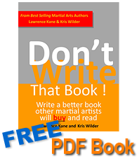 Don't Write That Book