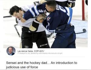 LK Blog - Hockey Dad