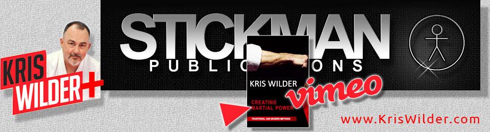 Kris Wilder, Creating Martial Power Video